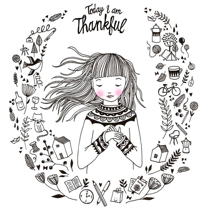 thankful dankbaar