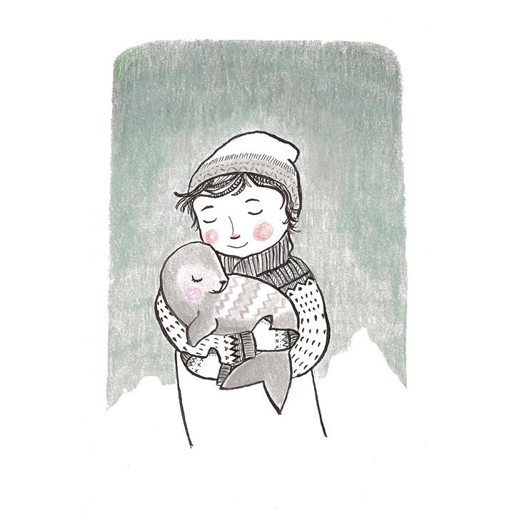 polarkid boy