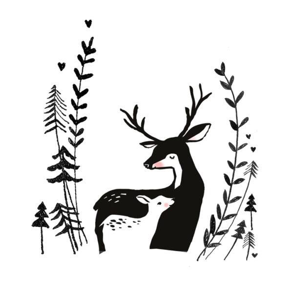 my lovely deer