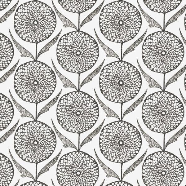 modern botanics pattern
