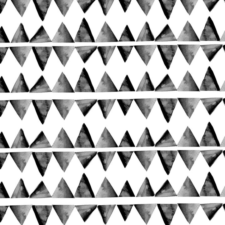 triangel print